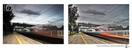 Normal vs HDR