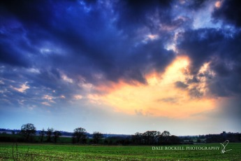 Castle Acre Sunset_HDR_3496-3498_07-04-15